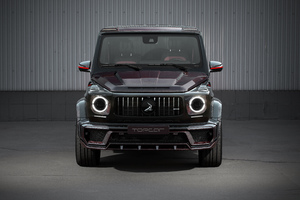 Mercedes AMG G 63 Edition 2019 5k Wallpaper