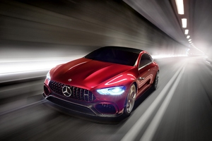 Mercedes Amg GT 2017 4k Wallpaper