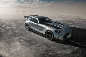 Mercedes Amg Gt 2020 4k