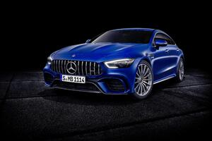 Mercedes AMG GT 63 4MATIC 4 Door Coupe 2018 5k