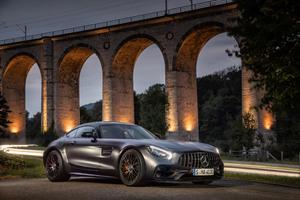 Mercedes AMG GT C Edition 50 2017