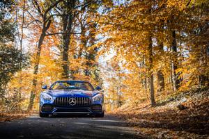 Mercedes AMG GT C Roadster 2018