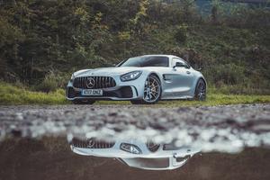 Mercedes Amg Gt R 4k