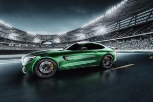 Mercedes AMG GT R CGI