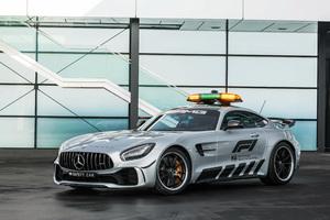 Mercedes AMG GT R F1 Safety Car 2018