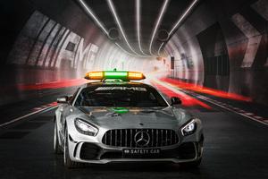 Mercedes AMG GT R F1 Safety Car
