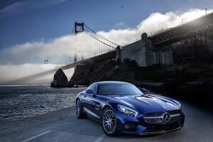 Mercedes AMG GT S 2019