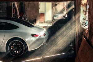 Mercedes Amg Gt S Super Car 5k Wallpaper