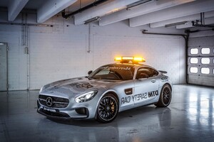 Mercedes Amg GT S Wallpaper