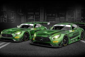 Mercedes Amg GT3 2017