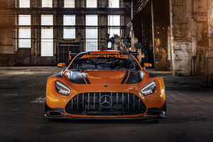 Mercedes AMG GT3 2019 Wallpaper