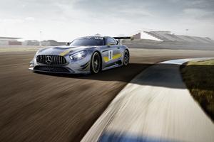 Mercedes Amg GT3 8k