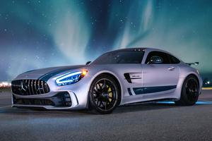 Mercedes Amg Gtr 4k 2021