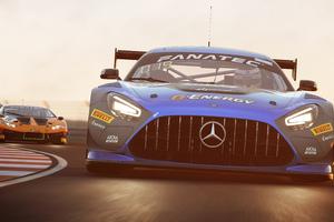 Mercedes Amg Gtr Assetto Corsa Competizione 5k Wallpaper
