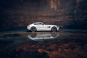 Mercedes AMG GTR Coupe 5k