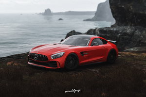 Mercedes Amg Gtr Forza Horizon 4