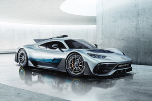 Mercedes Amg Project One 2018