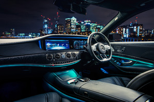 Mercedes AMG S 63 4MATIC Interior