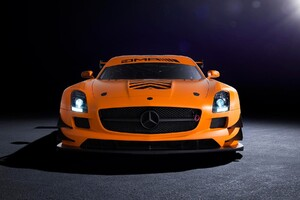 Mercedes AMG SLS GT3 Wallpaper