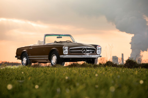 Mercedes Benz 280 SL 1968