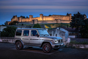 Mercedes Benz AMG G 63 Edition 1 2018