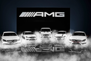 Mercedes Benz Amg Group
