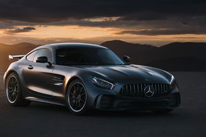 Mercedes Benz Amg Gt 4k 2020 Wallpaper