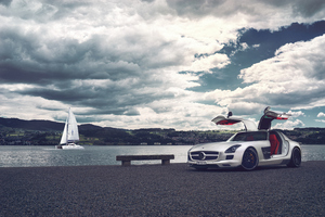 Mercedes Benz Amg GT New