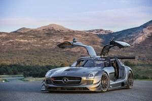 Mercedes Benz Amg GT3 5k Wallpaper