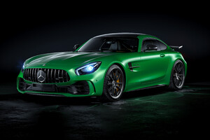 Mercedes Benz Amg Gtr 4k Wallpaper