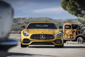 Mercedes Benz Amg GTR 5k