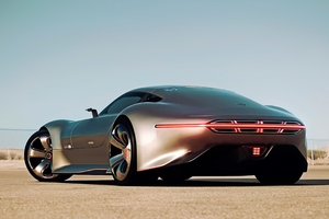 Mercedes Benz Amg Vision Wallpaper