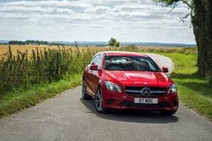 Mercedes Benz CLA X117