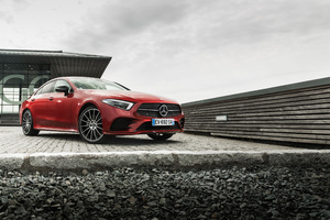 Mercedes Benz CLS 400 D 4MATIC AMG
