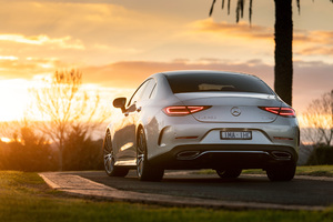 Mercedes Benz CLS 450 4MATIC AMG Line 2018 Rear
