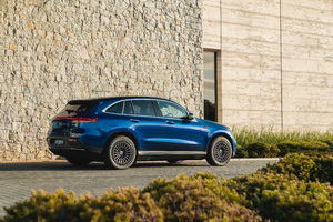 Mercedes Benz Eqc 400 4matic Amg Line