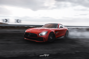 Mercedes Benz Forza Horizon 4 4k