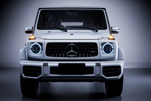 Mercedes Benz G 63 White Wallpaper