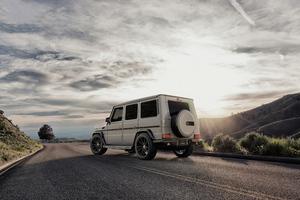 Mercedes Benz G Wagon 4k