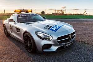 Mercedes Benz Safety Car Wallpaper