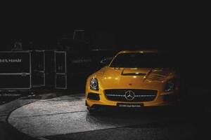 Mercedes Benz Sls Amg Wallpaper