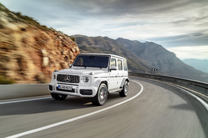 Mercedes G 63 8k Wallpaper