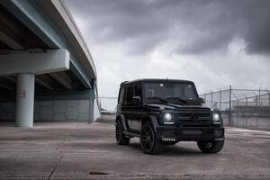 Mercedes G Wagen 2019 Wallpaper