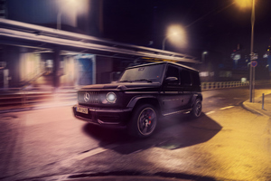 Mercedes G Wagon 2019 4k Wallpaper