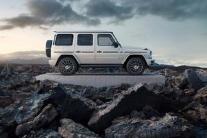 Mercedes G Wagon 4k 2019 New Wallpaper