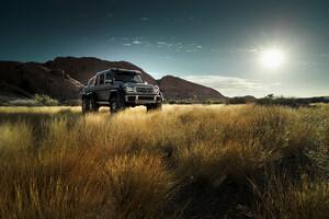 Mercedes G Wagon New