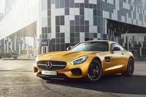 Mercedes Gtr 2019