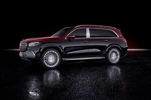Mercedes Maybach GLS 600 4MATIC 2020 10k Wallpaper