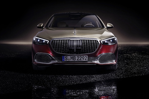 Mercedes S Class Maybach 2020 Wallpaper