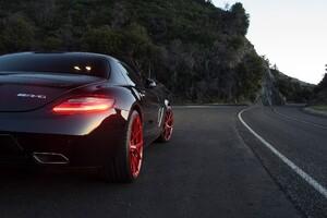 Mercedes SLS Amg Klassen